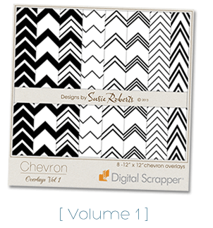 Buy Chevron Overlays Volume 1