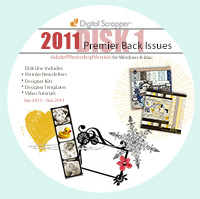 Premier Back Issues - 2011 DVD-ROM with Free Shipping