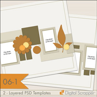 DS Templates Set 6 - No. 1