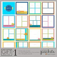 Gift Album #1 - 8 x 8