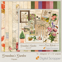 Grandma's Garden Kit