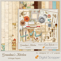 Grandma's Kitchen Kit