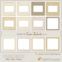 Slide Photo Frames