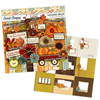 November 2012 Kit and QuickPage Bundle