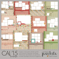 "2015 Calendar QuickPages 11"" x 8.5"""