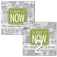 Scrap It Now Templates 1 and 2 Bundle