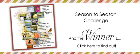 Season to Season Challenge Winner