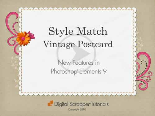 Style Match Vintage Video
