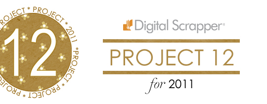 Project 12 is Here! (January)