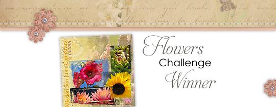 Flowers Challenge Winner