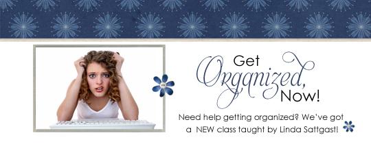 Get Organized Now! Class