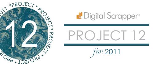 Project 12 – November 2011