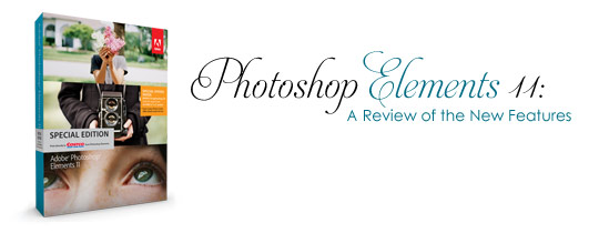 Photoshop Elements 11: A Review of the New Features