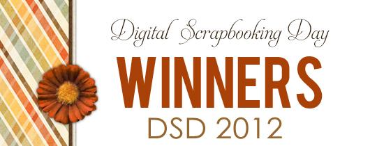 DSD 2012 Winners