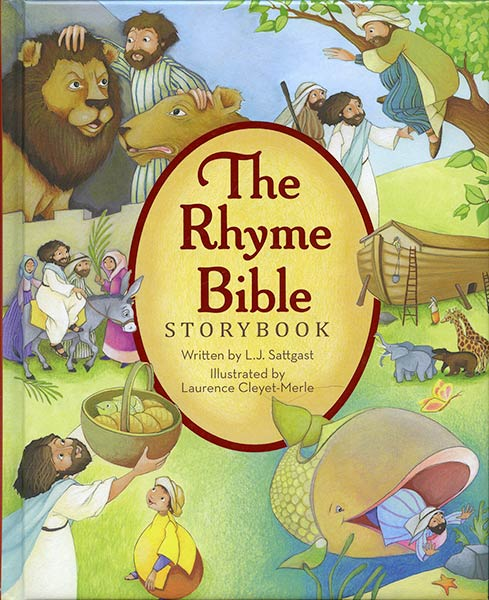 Rhyme Bible Cover
