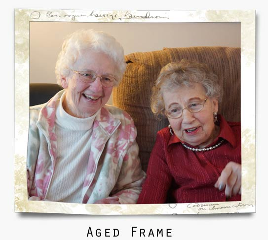 aged-frame