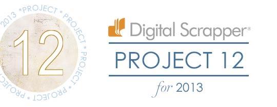 Project 12 – June 2013
