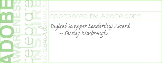 Adobe Awareness Leadership Award—Shirley Kimbrough