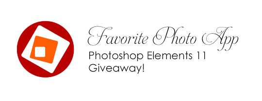 Tell Us Your Favorite Photo App—PSE11 Giveaway
