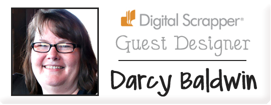 August Guest Designer Spotlight – Darcy Baldwin