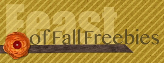 Feast of Fall Freebies
