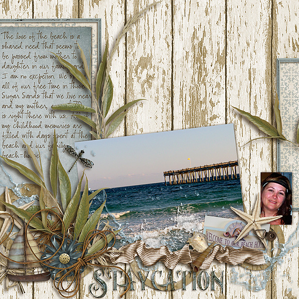 Danyale's Favorite Layout  | All About Etc. by Danyale - Digital Scrapper's November Guest Designer
