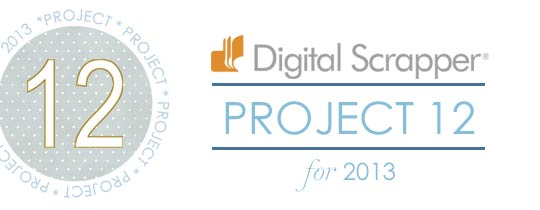 Project 12 – November 2013