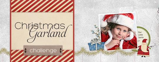 Christmas Garland Challenge