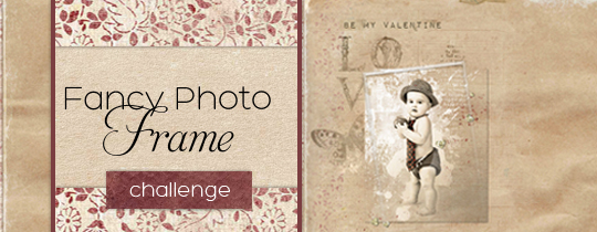 Fancy Photo Frame Challenge