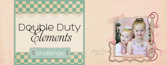 Double Duty Elements Challenge