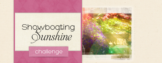 Showboating Sunshine Challenge