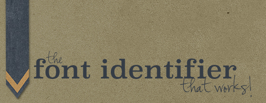 A Font Identifier that WORKS! – Digital Scrapper Blog