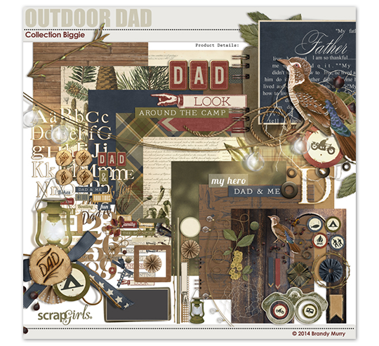 Outdoor Dad by Brandy Murry