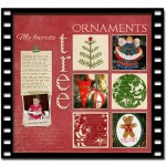 Christmas Stamps & Overlays by Susie Roberts