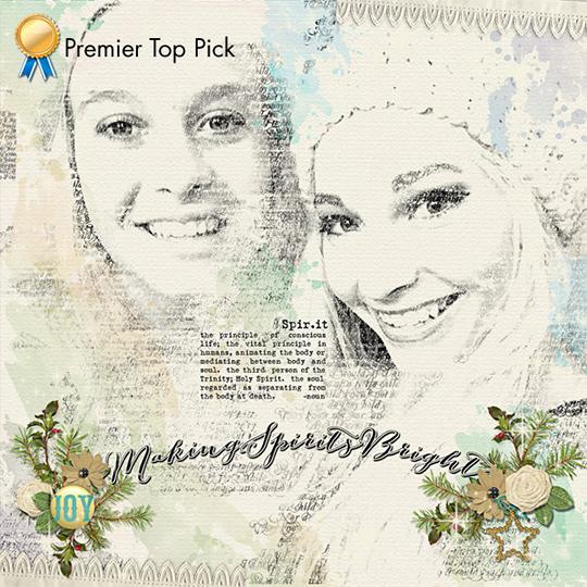 December 2014 Top Pick by glorie