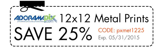 adoramapix2015-metal-print-coupon