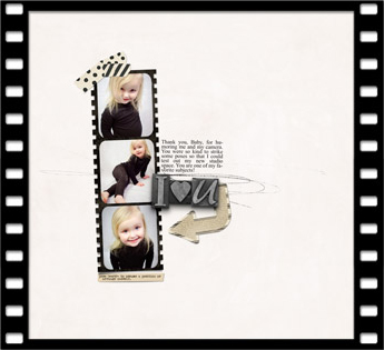 Letterpress Print Blocks by Christina Rambo