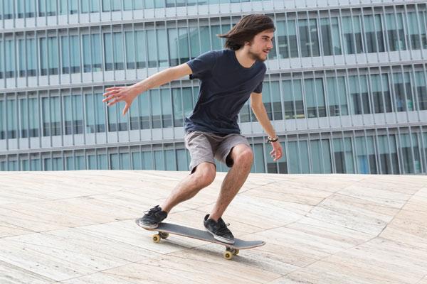 skate board photo
