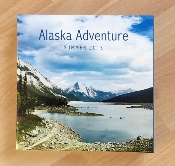 Alaska Adventure book