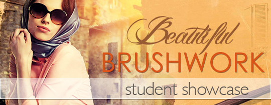 Beautiful Brushwork—Student Showcase