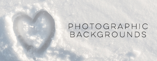 Photographic Backgrounds