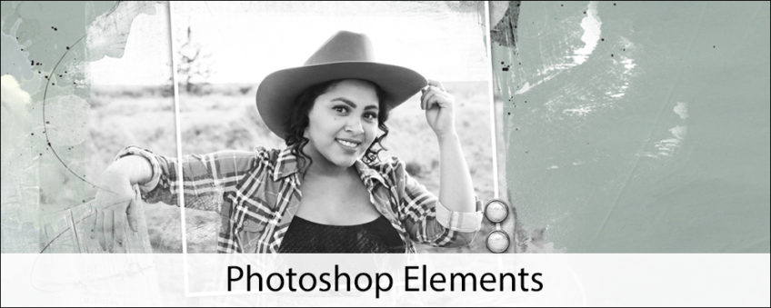 Black and White Photo Series – Color Conversion (Photoshop Elements)