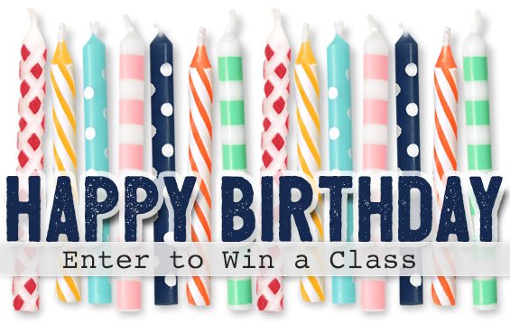 Enter to Win — Happy 14th Birthday, Digital Scrapper