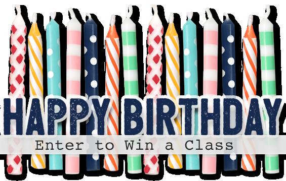 Enter to Win — Happy 14th Birthday, Digital Scrapper