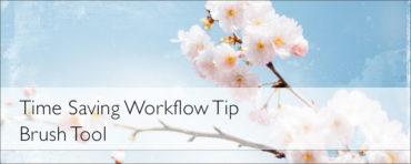 Time Saving Workflow Tip — Brush Tool
