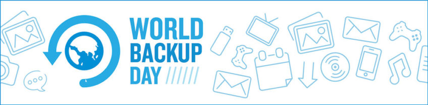 World Backup Day 2018
