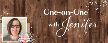 One-on-One with Jenifer