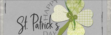 Lucky Little Shamrock with Shapes and Pivots