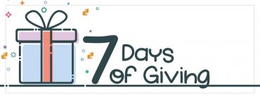 7 Days of Giving in 2019