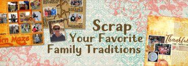 Scrapbooking Traditions — Nanci